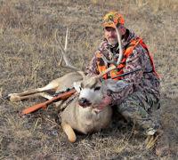 Nebraska Mule Deer 32