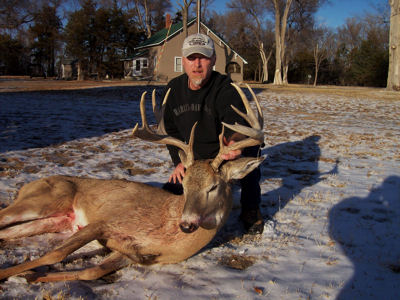 Nebraska Whitetail Deer picture 4